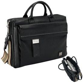 Padova Throw Leather Briefcase