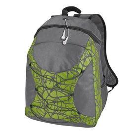 Company Paint Splatter Backpack