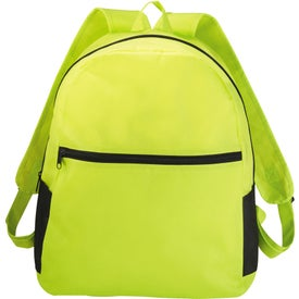 The Park City Backpack for Advertising