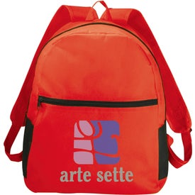 Monogrammed The Park City Backpack