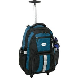 Passage Wheeled Backpack for Marketing