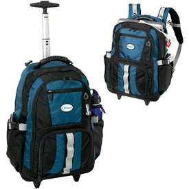 Passage Wheeled Backpack