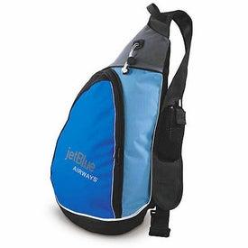 Passenger Backpack for Advertising