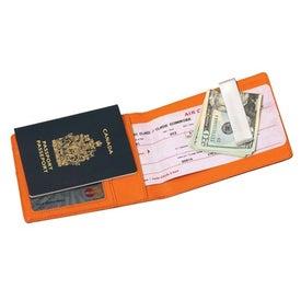 Personalized Customizable Passport Holder