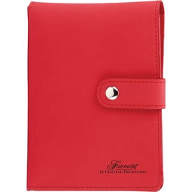 Passport ID Holder for Your Organization