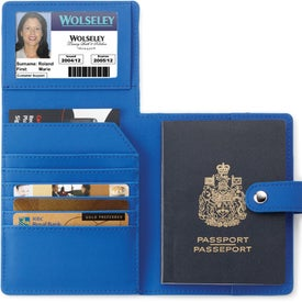Passport ID Holder for your School