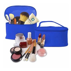 Patent PVC Cosmetic Case