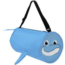Paws N Claws Barrel Bag