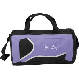 Custom Pazzi Duffel Bag