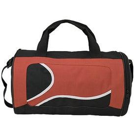 Printed Pazzi Duffel Bag