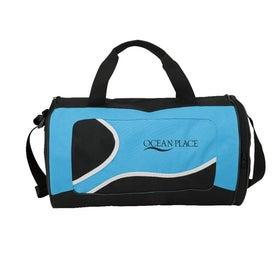 Pazzi Duffel Bag for Advertising