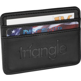 Personalized Pedova Card Wallet
