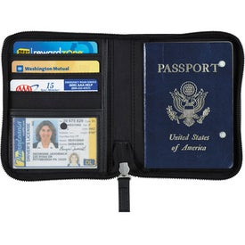 Pedova Passport Wallet for Your Organization