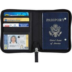 Pedova Passport Wallet for Your Organization