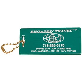 Personalized Personalized Luggage Tag