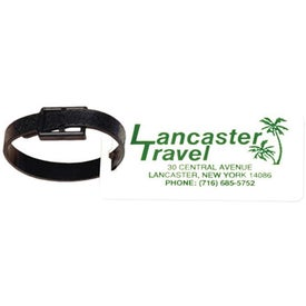 Personalized Luggage Tag Branded with Your Logo