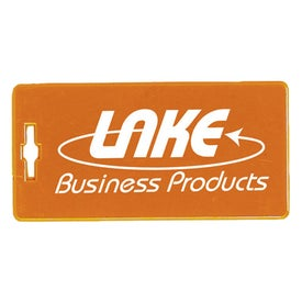 Promotional Personalized Luggage Tag