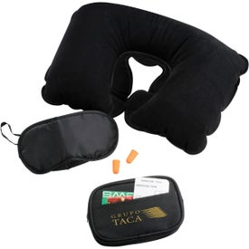 Personal Comfort Travel Kit for Your Company
