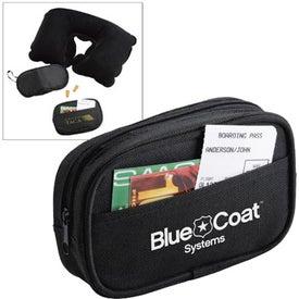 Printed Personal Comfort Travel Kit
