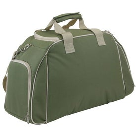 Picnic Duffel for 4 Branded with Your Logo