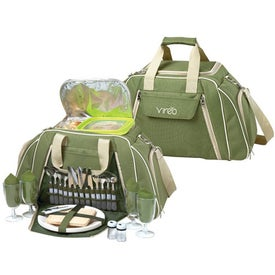 Picnic Duffel for 4 for Your Company