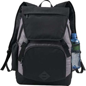 Pike Compu-Backpack for Advertising