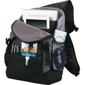 Branded Pike Compu-Backpack