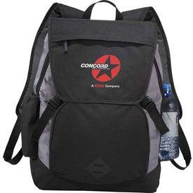 """Pike Compu-Backpack (17"""")"""
