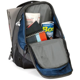 Promotional Pinnacle Computer Backpack