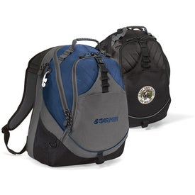 Advertising Pinnacle Computer Backpack