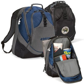 Pinnacle Computer Backpack for Promotion