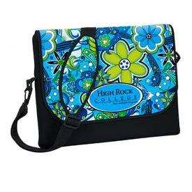 P.K. Reese Messenger Bag Style Laptop Sleeve for Marketing