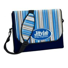 Customized P.K. Reese Messenger Bag Style Laptop Sleeve
