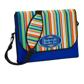P.K. Reese Designer Messenger Bag Style Laptop Sleeve for Your Company