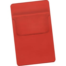 """Pocket Protector with 1 3/4"""" Flap for Advertising"""