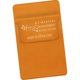 """Pocket Protector with 1 3/4"""" Flap for Your Organization"""