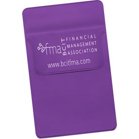 """Pocket Protector with 1 3/4"""" Flap Imprinted with Your Logo"""