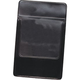 "Company Pocket Protector with 3"" Flap"