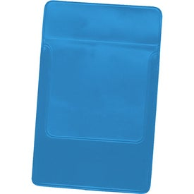 "Logo Pocket Protector with 3"" Flap"