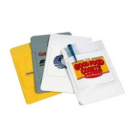 """Pocket Protector with 3"""" Flap"""