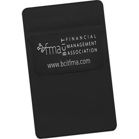 "Pocket Protector with 1 3/4"" Flap Printed with Your Logo"