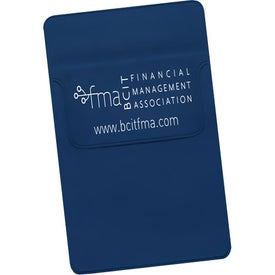"Monogrammed Pocket Protector with 1 3/4"" Flap"