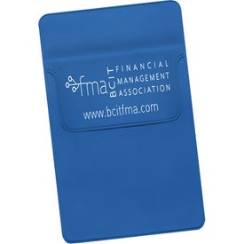 """Pocket Protector with 1 3/4"""" Flap for Your Company"""