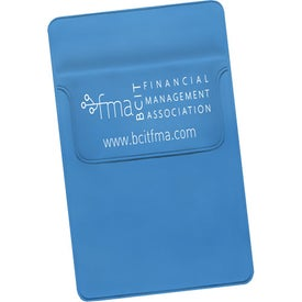 "Pocket Protector with 1 3/4"" Flap for Marketing"