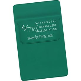 """Logo Pocket Protector with 1 3/4"""" Flap"""