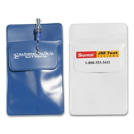 """Pocket Protector with 1 3/4"""" Flap"""