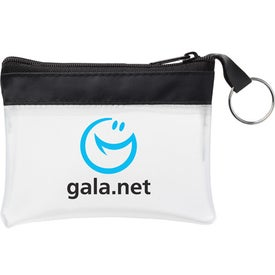 Pocket Travel Pouch Imprinted with Your Logo