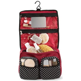 Polka Dot Cosmetic Case for Your Church