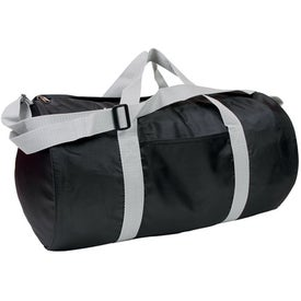 Poly/Nylon Budget Duffel Giveaways