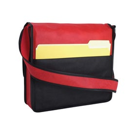 Personalized Poly Pro Messenger Bag